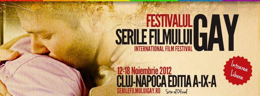 Festivalul Internațional de Film Serile Filmului Gay 2012